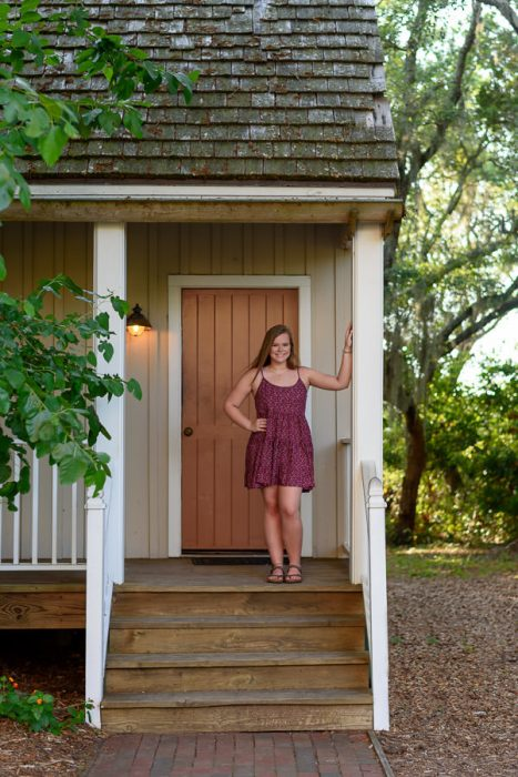 bald head island nc senior photographers