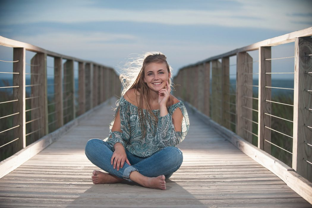 southport nc senior photographers